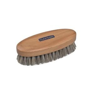 Cepillo Ovalado Crin Caballo
