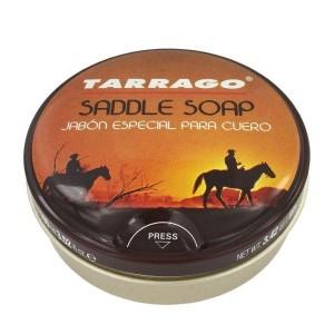 Jabón para Cuero Jaboncillo Saddlery Lata 100ml