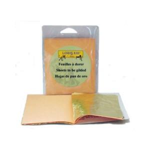 Hojas de Pan de Oro LOUIS XIII (Pack 25 hojas)