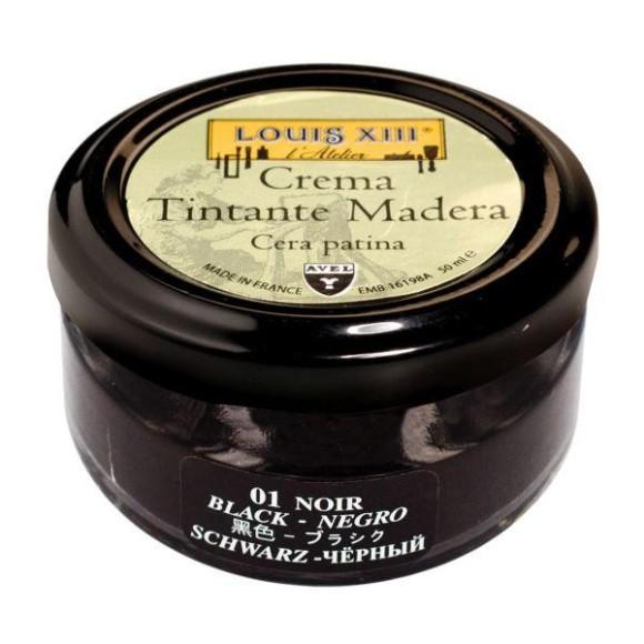 Crema Tintante para la Madera