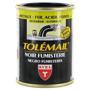 Tolemail Negro Fumistería