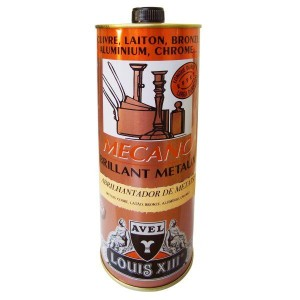 Abrillantador Metales Mecano LOUIS XIII 1L