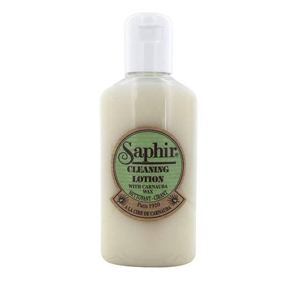 Loción Limpiadora Saphir 125ml