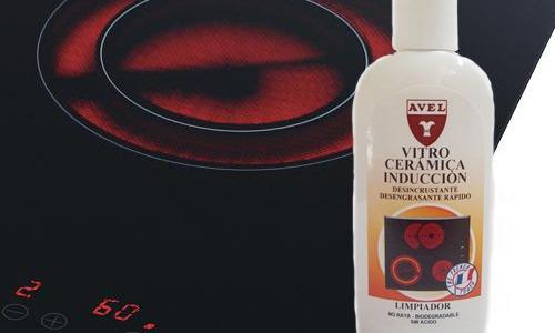 Cómo limpiar una Vitrocerámica sin dañarla
