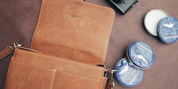 ¿Cómo cuidar maleta o bolso de cuero?